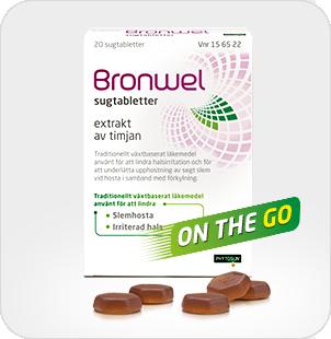 Bronwel comp oral lösning